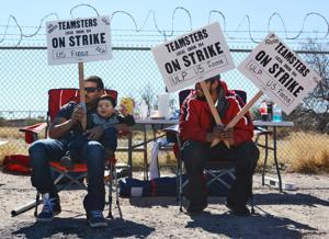Teamsters strike against US Foods in Tucson, Phoenix