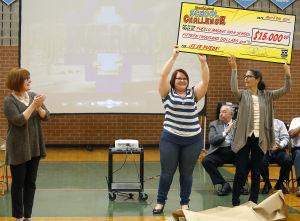 Pueblo High wins recognition/cash