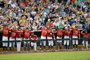 College World Series: Arizona, masterful Wade defeat UCLA 4-0