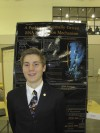 Oro Valley teen takes cell work to contest
