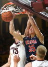 University of Arizona vs. Arizona State men's college basketball