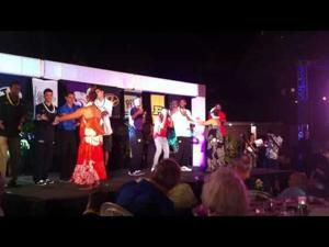 UA-Mizzou pregame: Jackson-Cartwright shows off hula skills