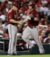 Diamondbacks 5, Dodgers 1: Miley improves to 4-1, snaps LA's win streak