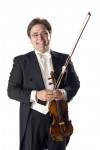 TSO concertmaster sets recital