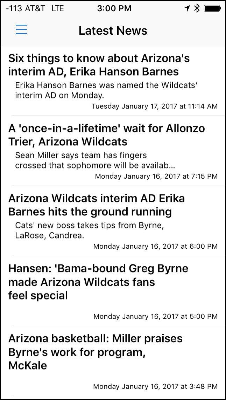 wildcat Extra
