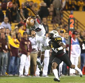 10 years of UA-ASU football rivalry