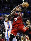 NBA James continues stellar play as Heat routs Oklahoma City