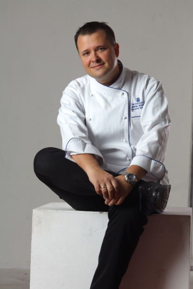 German chef joins Ritz kitchen