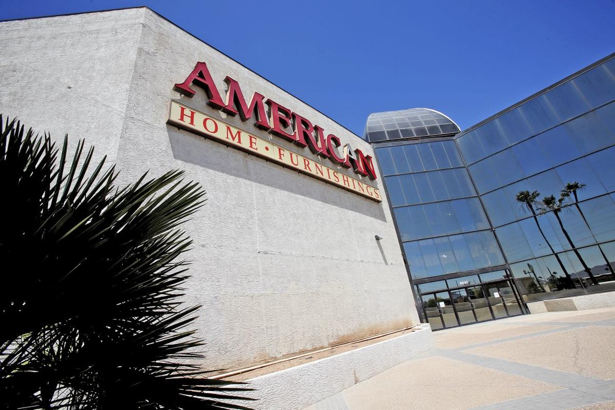 Comcast moving in to vacant building near tucson mall for American home furniture menaul