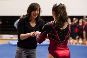 Wildcats turn to Yim as Ryden's gymnastics replacement