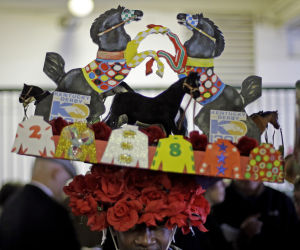 Photos: 2013 Kentucky Derby: The hats