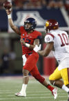 UA football: Cats inch up in rankings