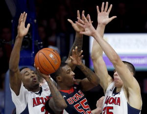 Arizona basketball: Utah fans, players ready for Wildcats