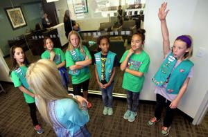 Businesses find creative ways to support Girl Scouts