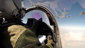 Francia ataca almacén de Estado Islámico en Irak
