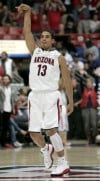 Seattle Pacific vs. Arizona basketball