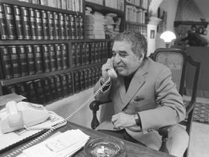U. de Texas adquiere archivo de García Márquez