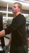 Tucson police seek man swiping lotto tickets