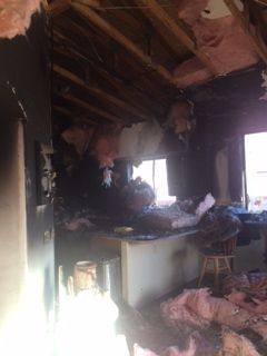 Oro Valley house fire displaces residents, kills cat