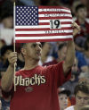 D-backs 5, Rockies 0 Skaggs stellar in emotional victory