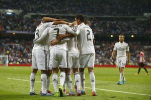 Madrid y Barsa palpitan el clásico