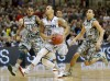 College: Napier, UConn outrun, upset No. 14 Spartans