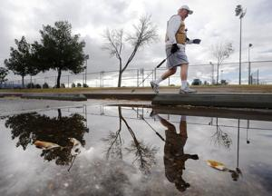 Rain in Tucson, travel restrictions on Mount Lemmon