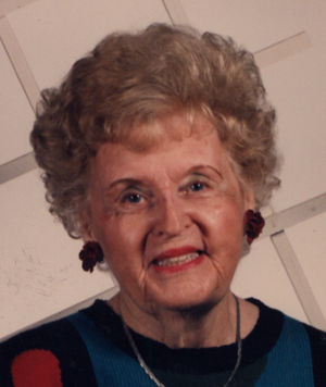 Esther Rasmussen Taylor