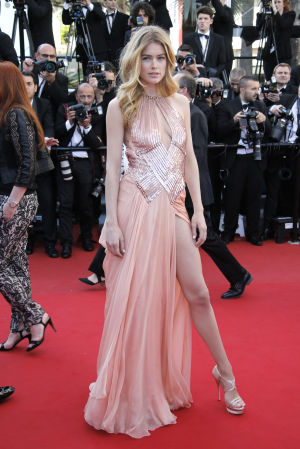 Photos: Skin at Cannes