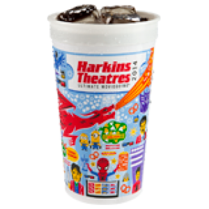 Harkins '14 loyalty cup, shirt on sale now