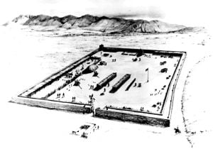 Ring's reflections: Tucson presidio formed nucleus of the town to come