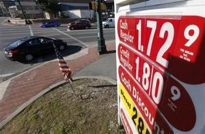 La gasolina en EEUU alcanza mínimo en más de cinco años