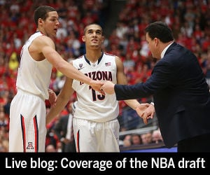 Live blog: Coverage of the NBA draft