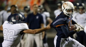 Decision can wait as Cienega's Johnson preps for semis