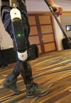 Wearable robots becoming lighter, hold great promise