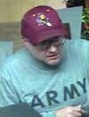 Police release more photos of Tucson bank robber