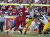 Bowl roundup: QB duo lifts S. Carolina over Michigan
