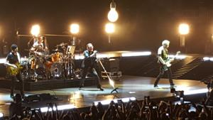 U2 Review: Where high-tech meets rock 'n roll