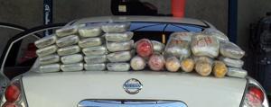 Recent border busts total $1.45 million in seizures