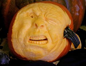 Photos: Extreme pumpkin carving creations