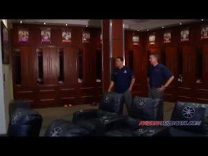 McKale Renovation Tour with Greg Byrne & Sean Miller, Part 2
