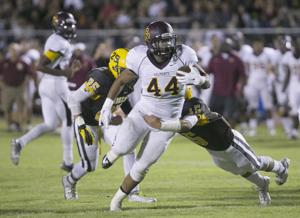 Photos: Salpointe Catholic 28, Marcos de Niza 21