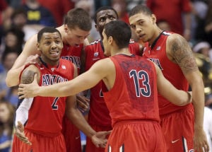 Arizona basketball: Cats' gift: West seed