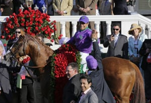 Photos: California Chrome wins the Kentucky Derby