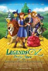 'Legends of Oz Dorothy's Return' cover