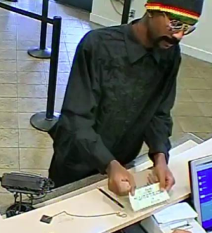 Update: Suspect in 2 bank robberies arrested
