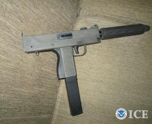 Pot, guns found in Rio Rico stash house