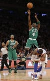 NBA playoffs: Celtics 92, Knicks 86: Celtics hope to be first to rally from 3-0 deficit