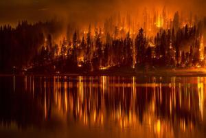 Photos: California wildfires