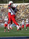 Arizona vs. Cal, 2013